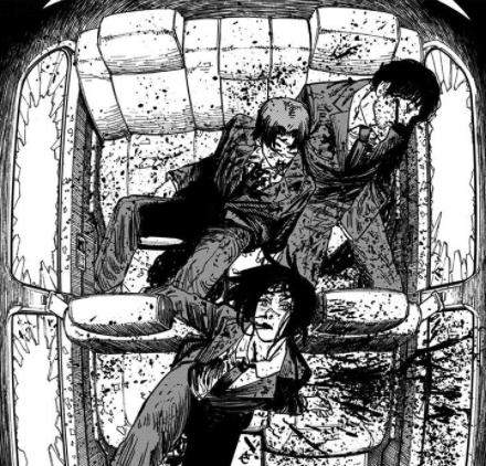 【チェンソーマン】天童の死亡シーン